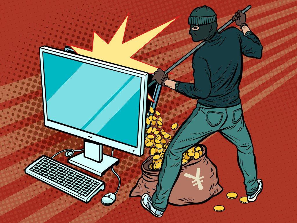 18岁黑客如何从数字货币交易所偷走数百万日元?