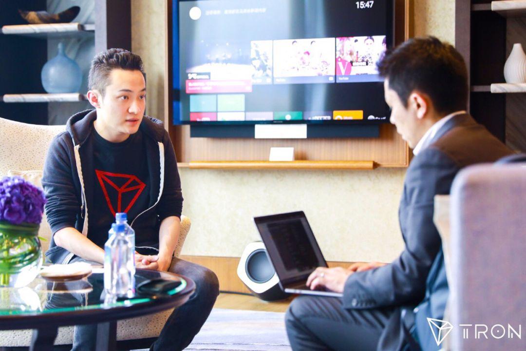 专访孙宇晨:波场与Facebook的良性竞争,将推动行业的进步与发展