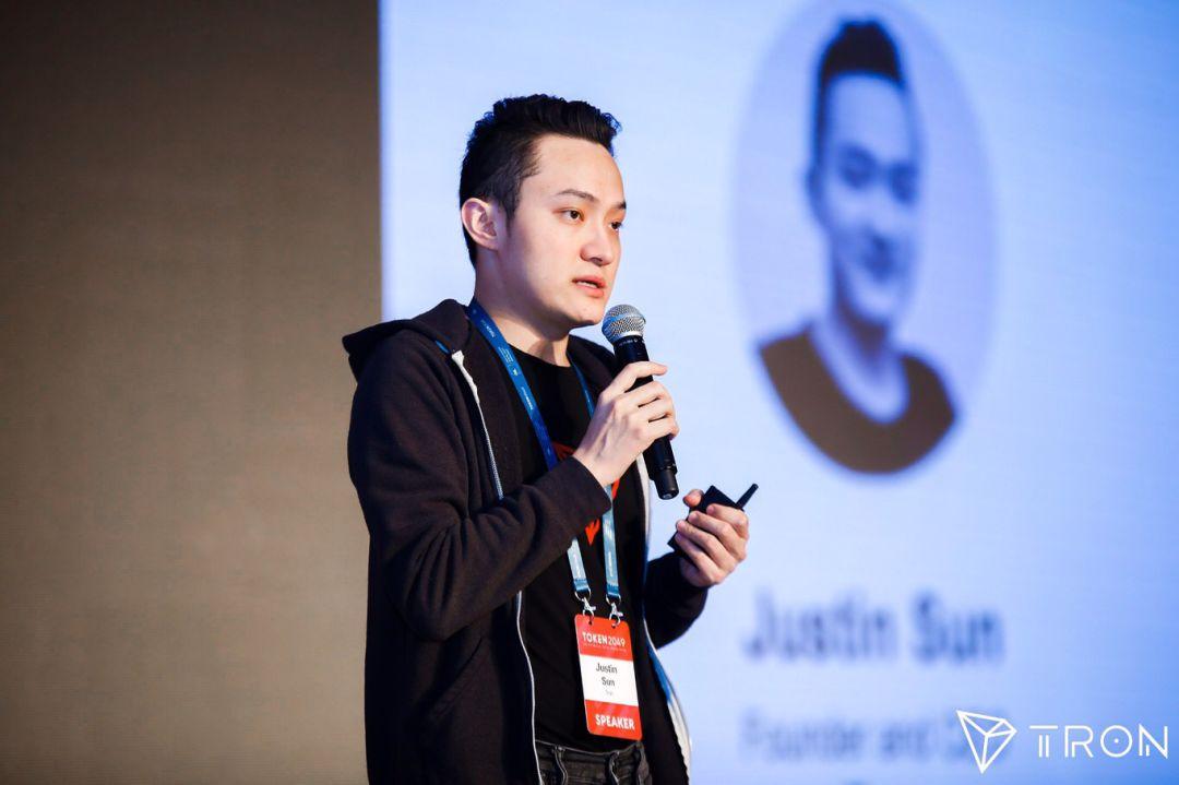 孙宇晨演讲:2019DApp元年 波场将全面助力去中心化发展