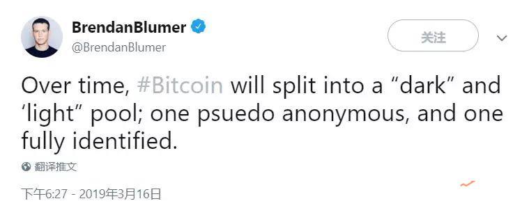 击败黄金!Block.one CEO:不用扩容,比特币也将成为主流价值存储方式