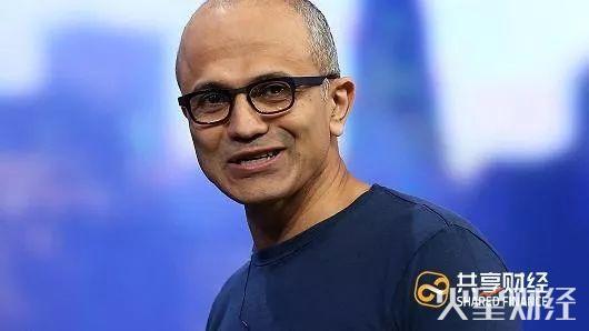 微软市值再超苹果成全球老大,它四年前就开始布局区块链