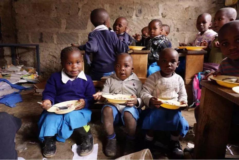 币安慈善:饥饿的梦想