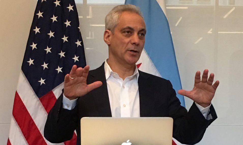 加密货币采用不可避免,美国芝加哥市长认定未来会出现另外一种货币