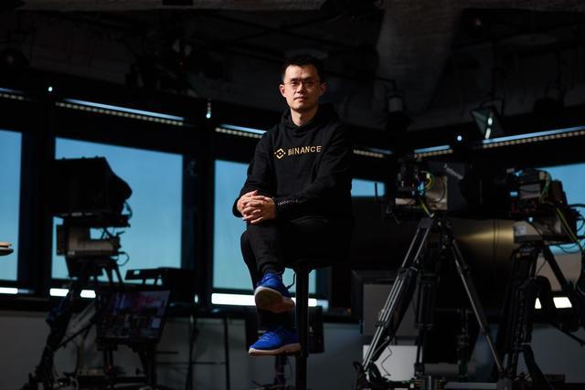赵长鹏接受彭博社采访:币安币市值大涨背后的价值支撑