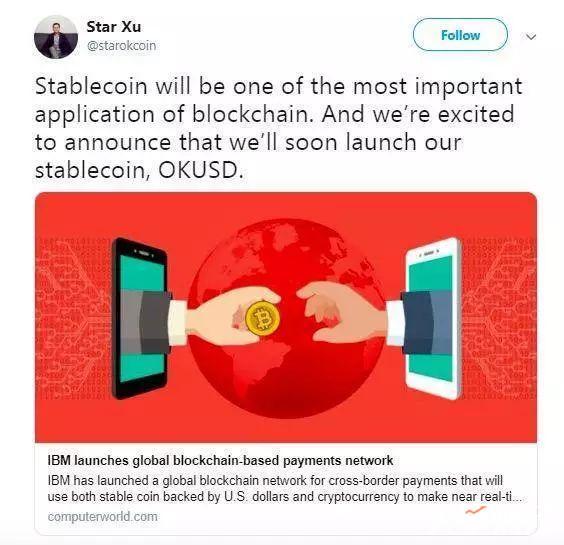 波场、OKEx、IBM纷纷入局稳定币,我们需要那么多稳定币吗?