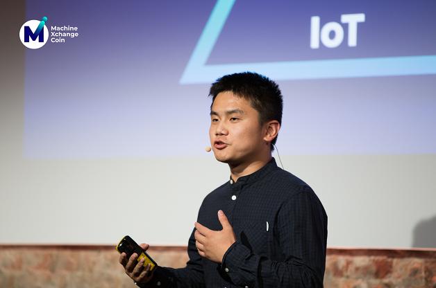 MXC胡莘:物联网+区块链有有爆发潜力,现与上海政府达成智慧城市建设合作