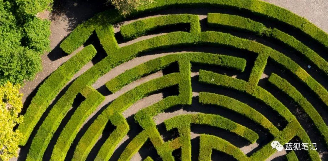 蓝狐笔记:走进加密世界的思想迷宫(一)