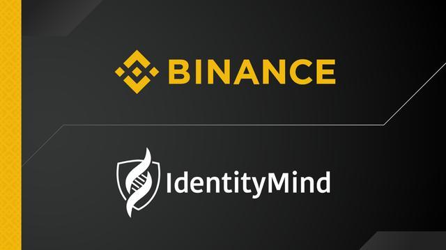 币安与IdentityMind携手,强化全球合规性与数据安全性