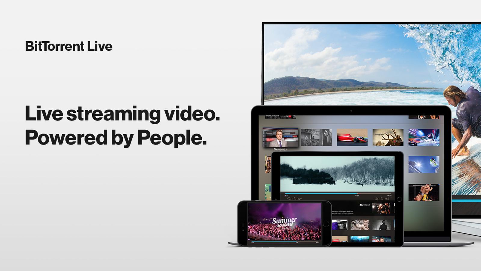 BitTorrent将在第二季度上线分散式视频社交媒体BitTorrent Live