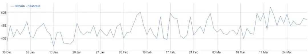 趋势利好,市场进一步回暖 2019年3月挖矿收益报告