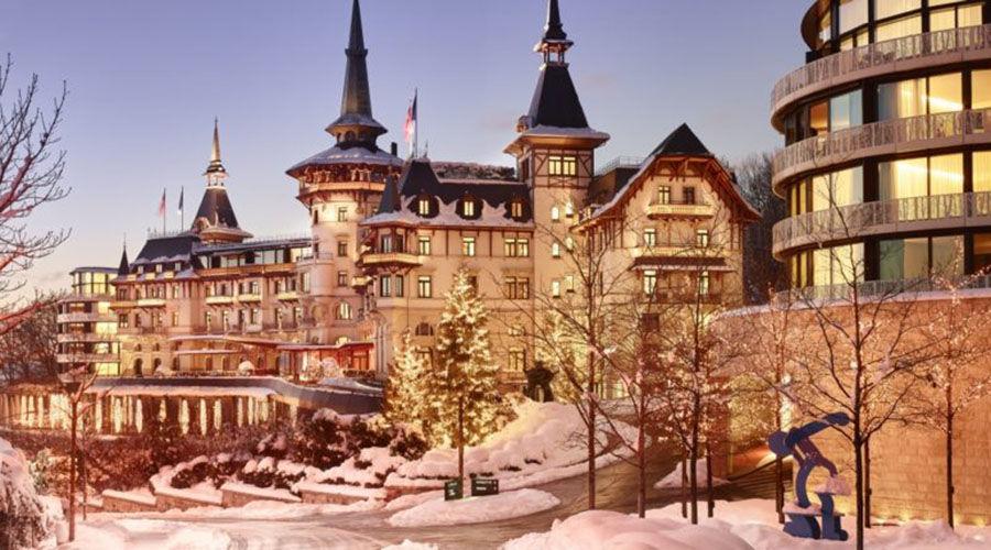 瑞士酒店Dolder Grand将接受比特币支付,将于5月1日启动