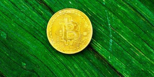 健全的货币是一种绿色技术,比特币可能是有史以来最环保的技术