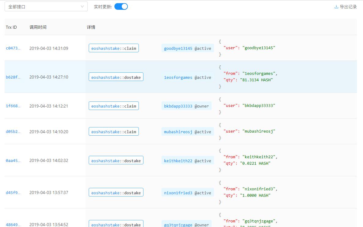TopDapp测评:Scatter能够同时充值EOS、ETH、IOST的游戏