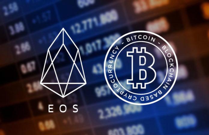 EOS要对BTC展开大动作?创始人BM、CEO BB频繁示好