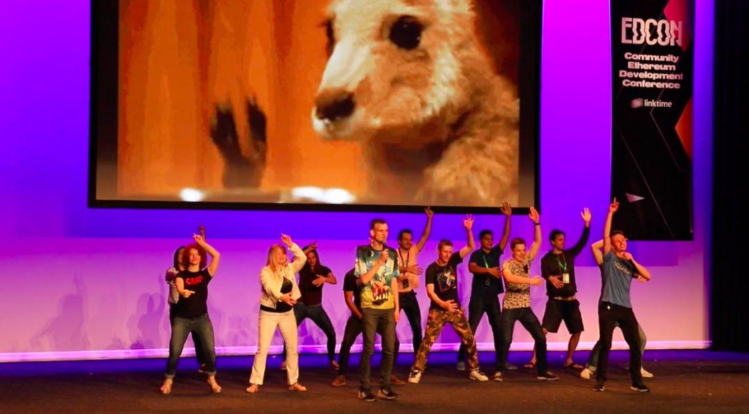 V神玩起freestyle! 5位以太坊核心大咖在悉尼的演讲精华全在这了!