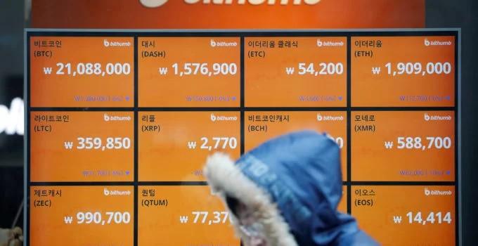 韩国最大交易所遭遇至暗时刻:2018年亏损1.8亿美元