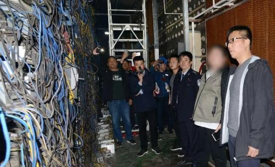 河南警方破获比特币偷电大案:日均窃电4万度,可供3口之家用40年
