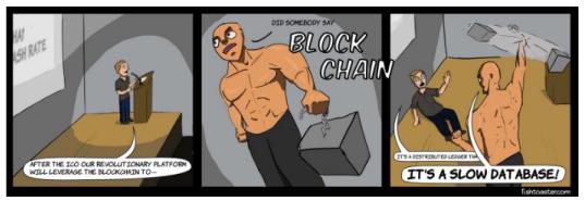 区块链被过度消费,何时才能溯本清源?