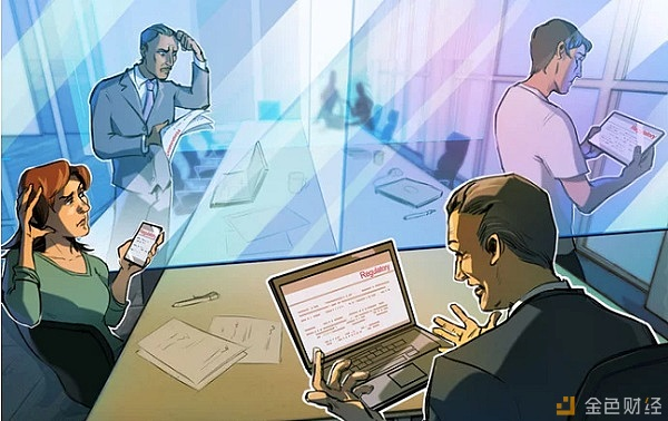SEC和FINRA向经纪和交易商抛出加密橄榄枝?