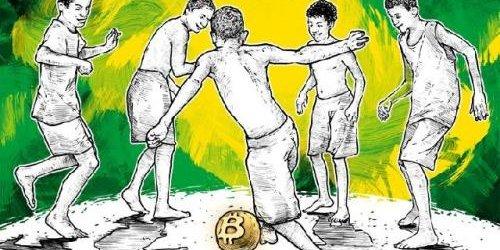 比特币交易量接近10万,巴西比特币交易量激增的背后是什么?
