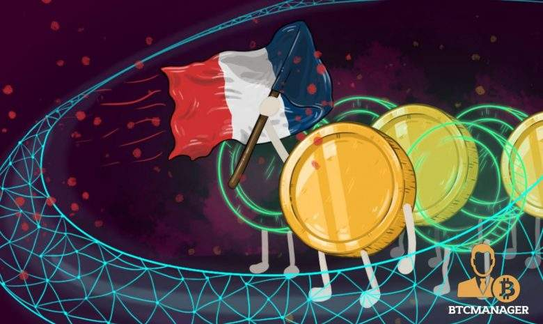 法国新的区块链法规,允许银行开始为加密货币初创公司提供服务