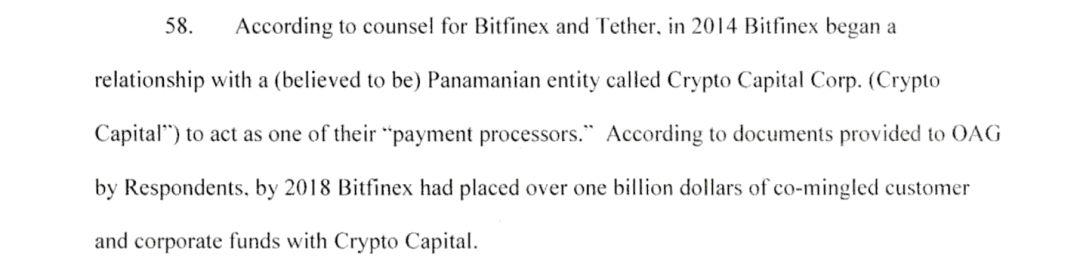 "Bitfinex、Tether与监管公然对峙,57亿""被冻结""还是""已蒸发""?"