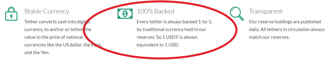 USDT暴雷致比特币大跌,Bitfinix和Tether亏空风波