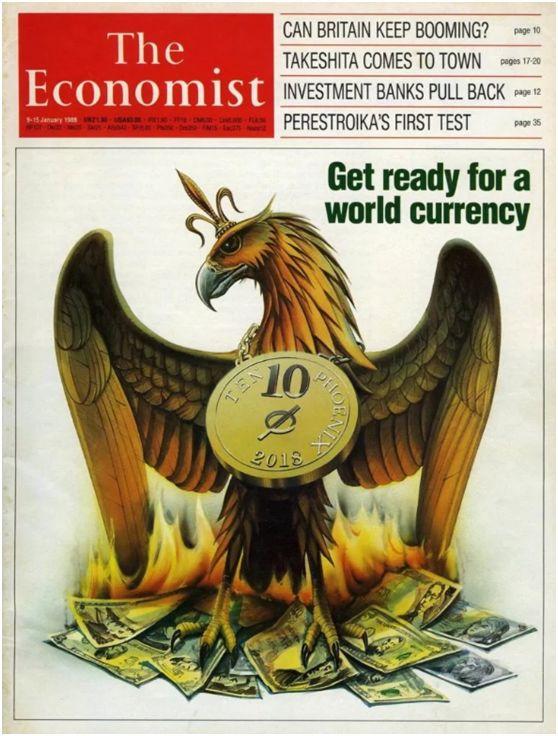 31年前预言大揭秘,比特币能成为全球统一货币吗?