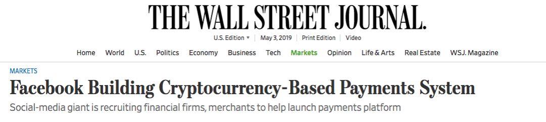 比特币再创2019年新高,4大利好消息推动其冲击6000美元