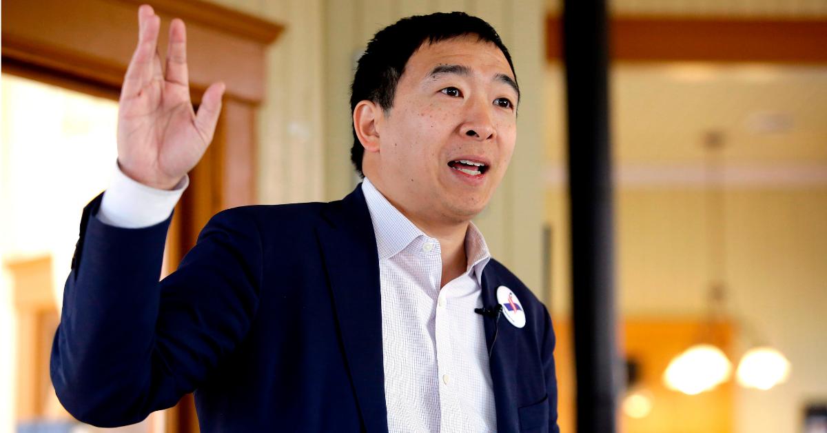 火星比推直击共识大会   华裔总统候选人Andrew Yang:加密社区有丰富的思维模式