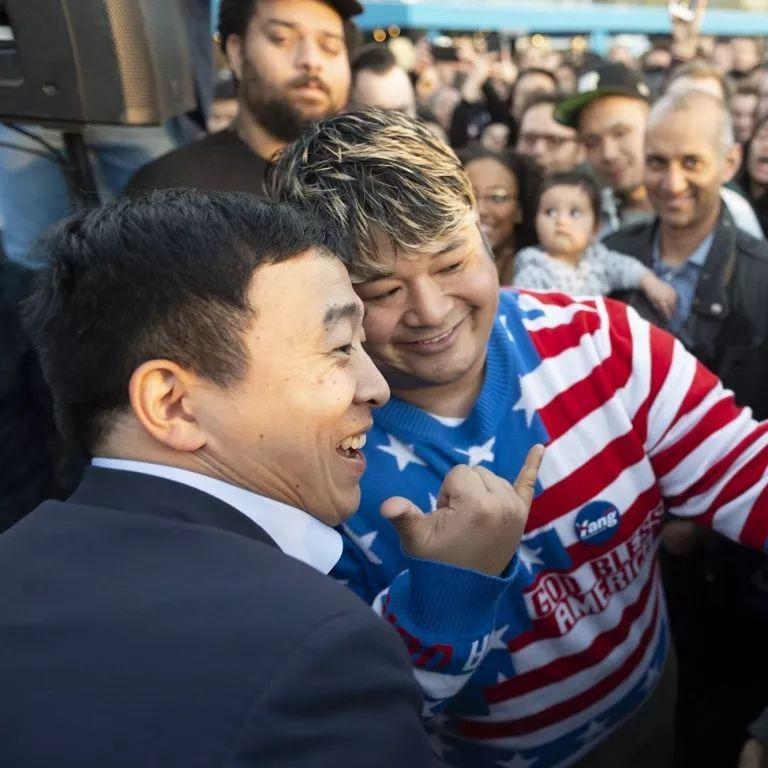 50年来首位华裔美国总统候选人,还是一位加密货币发烧友