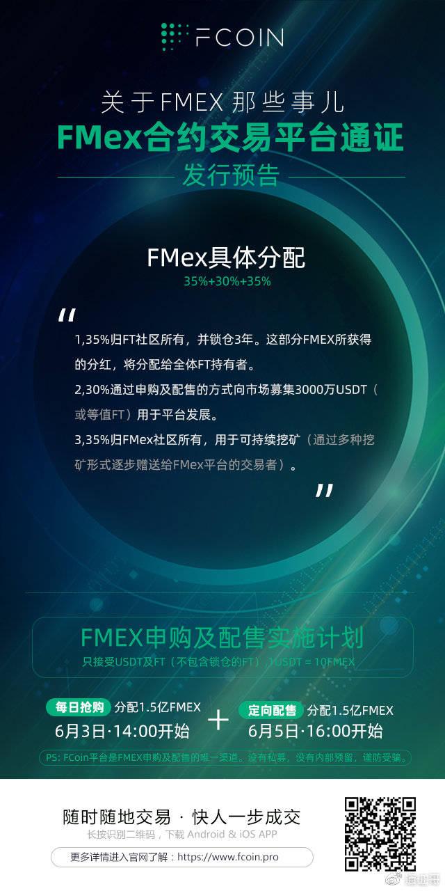关于FMEX那些事儿,你想知道的都在这里!