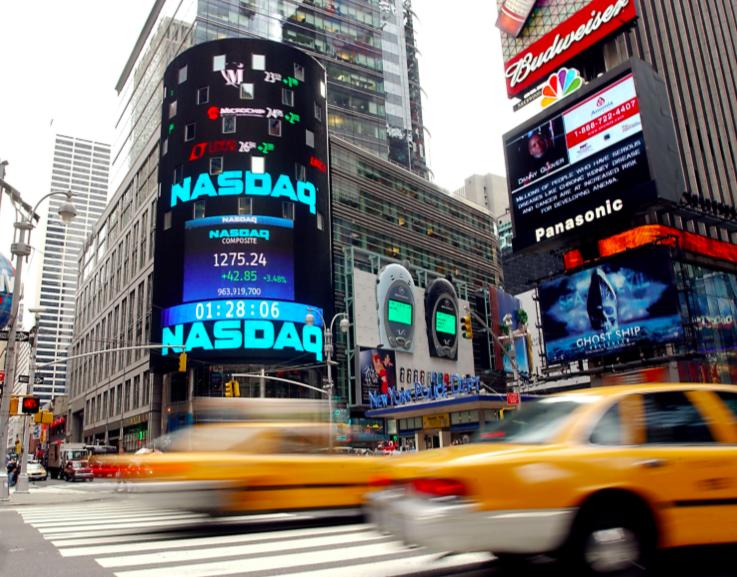 纳斯达克和CryptoCompare合作开发面向机构的加密定价产品