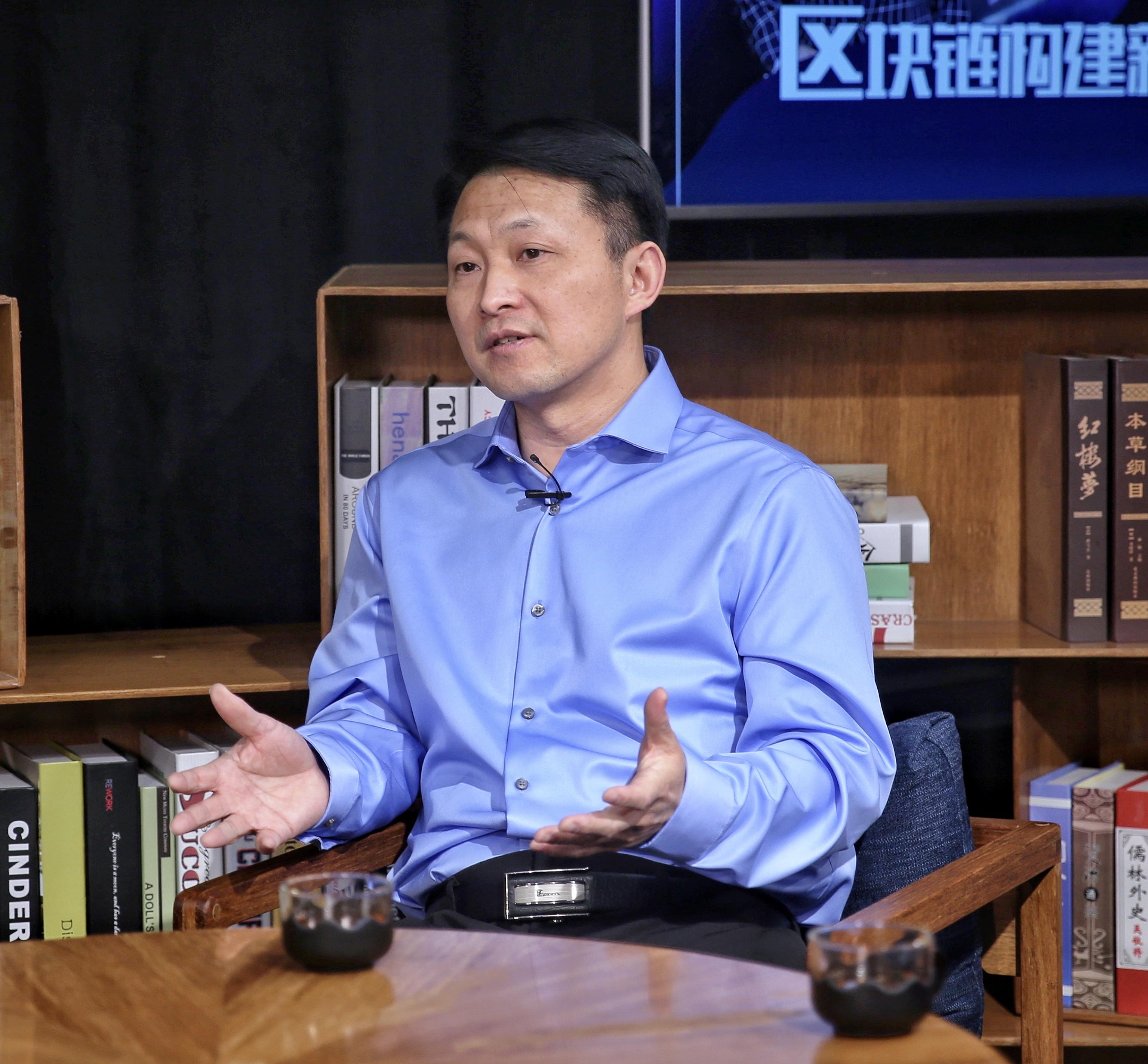 万维链创始人吕旭军:Staking经济火热,2019将成PoS大发展元年