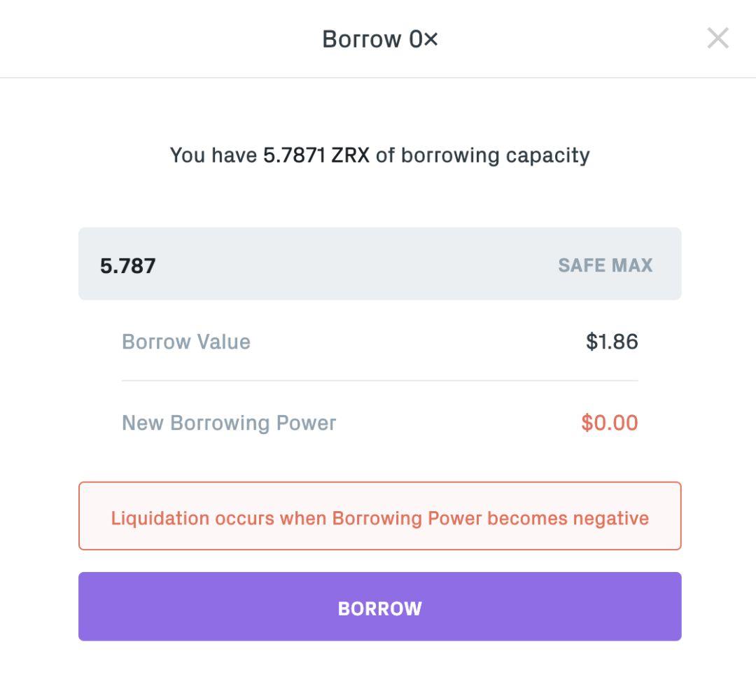 以太坊上的抵押借贷平台Compound