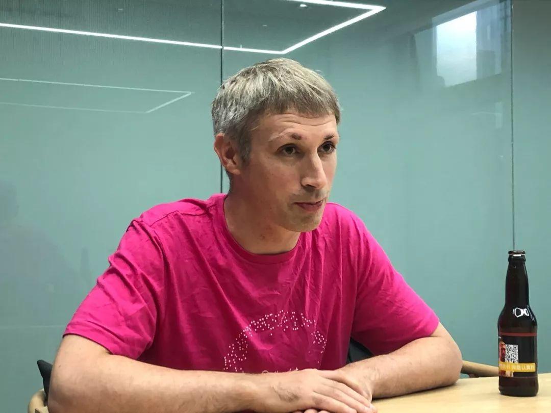 专访Gavin Wood:区块链的出现改变了我的人生轨迹