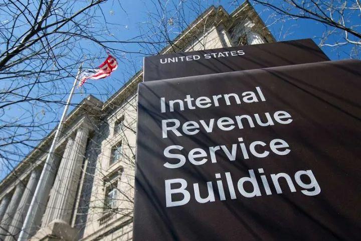 """美国国税局计划发布最新数字资产税收指导方针,万名加密用户将收到纳税""""警告"""""""