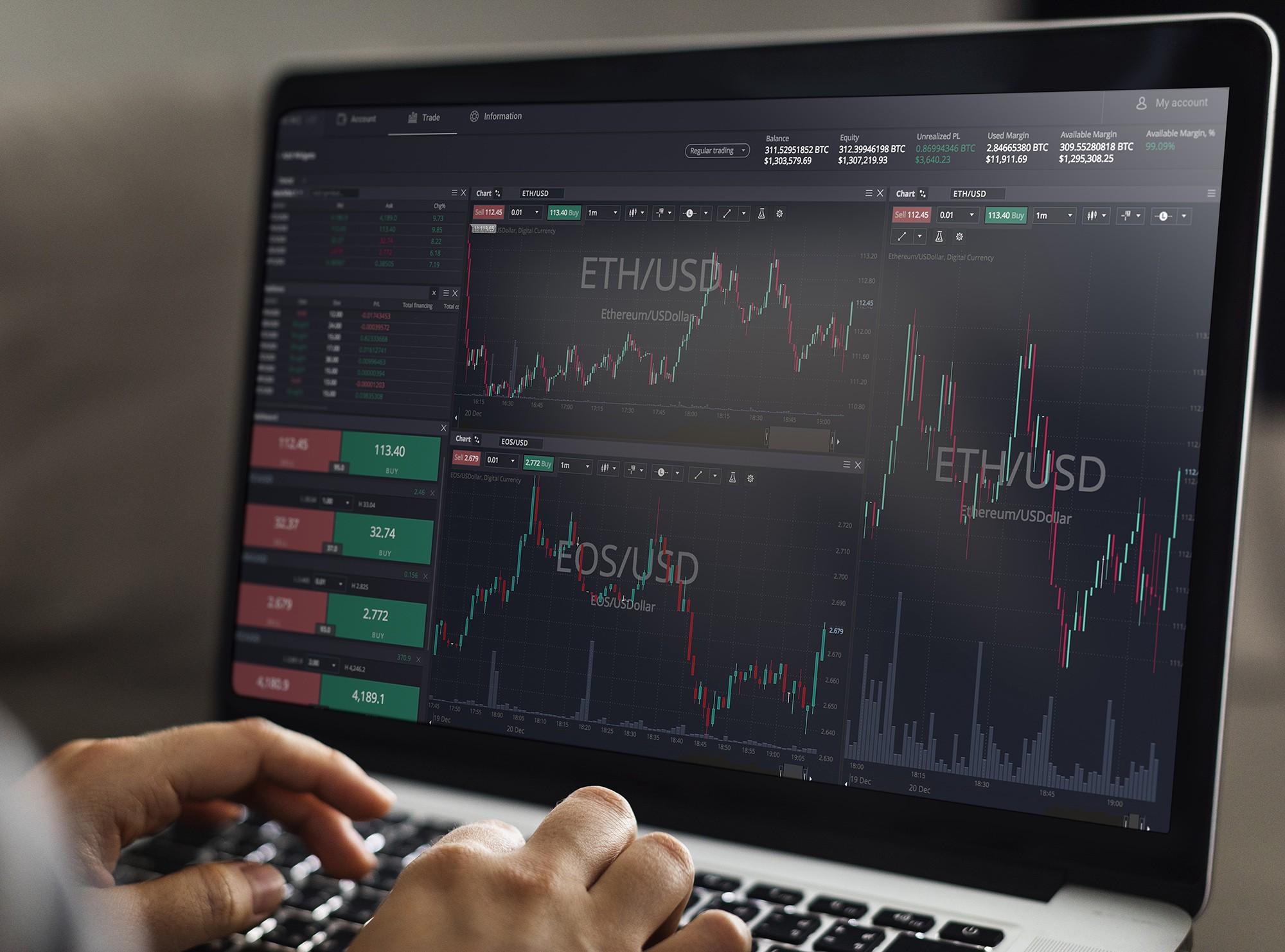 一图全览 2019 加密货币市场 TOP20