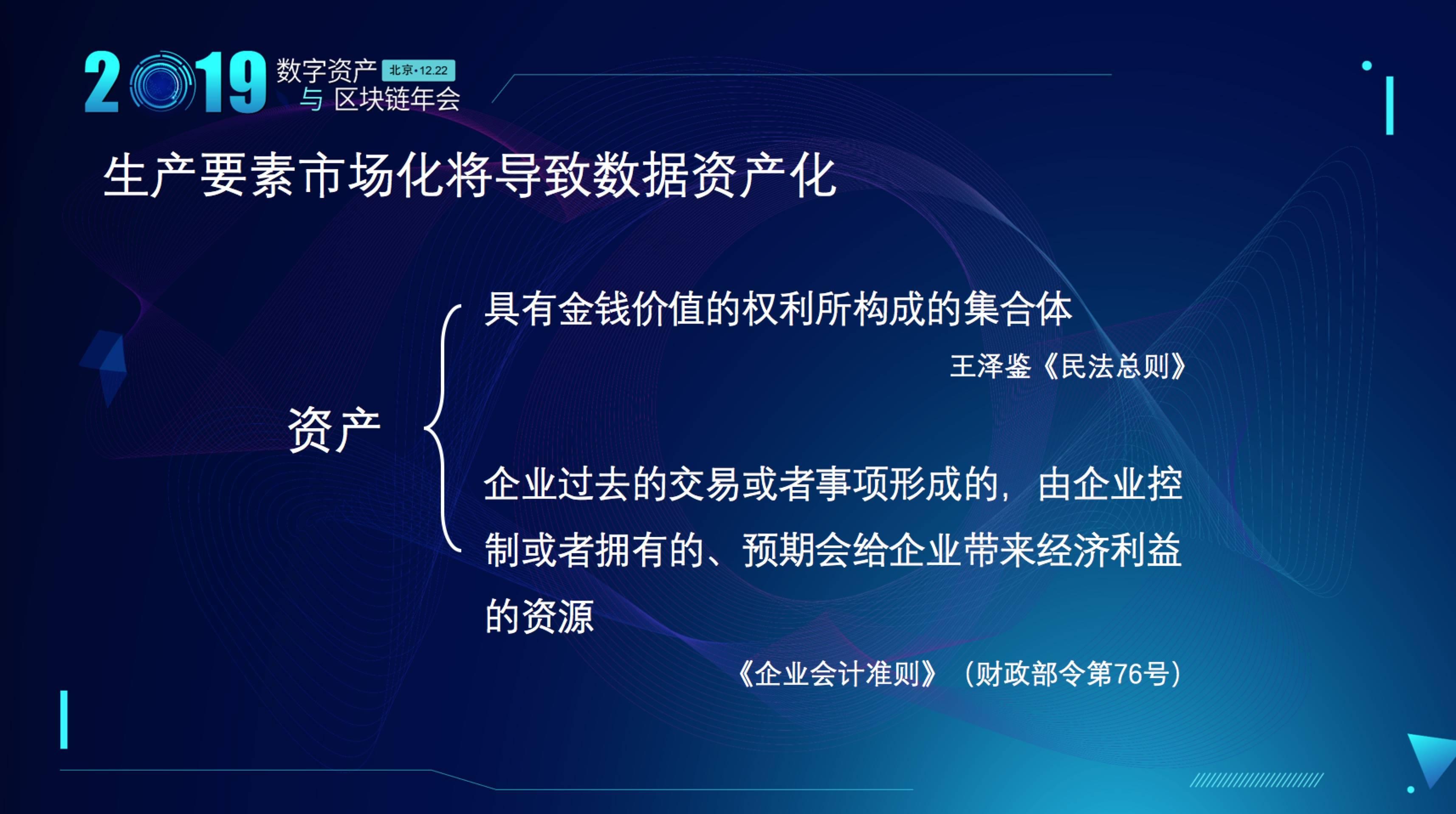 孟岩:数字经济升级引发新全球竞争,区块链开启数字文明新篇章