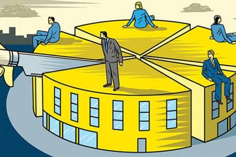 """通证对商业模式变革,是价值创造、利益分配等,是""""3+1""""的方式"""