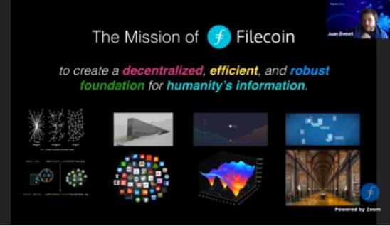 Filecoin工程经济研讨会实录:太空竞赛与经济模型最新解答