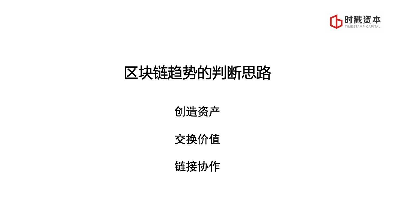 时戳资本李宗乘:解析波卡发展3大关键点,寻找真正的以太坊超越者(演讲全文)
