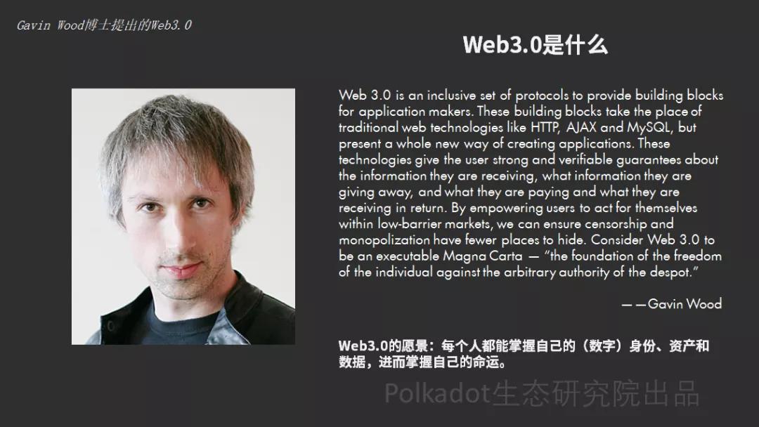 一文看懂 Web3.0 的昨天、今天与明天