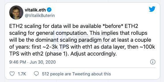 ETH 2.0即将发布,但距离正式投入使用还有多久?