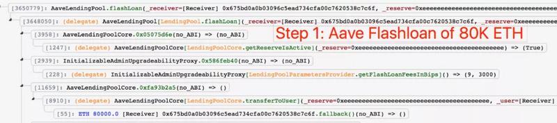 Value攻击解析:为套740万美元,黑客贷了1.5亿美元