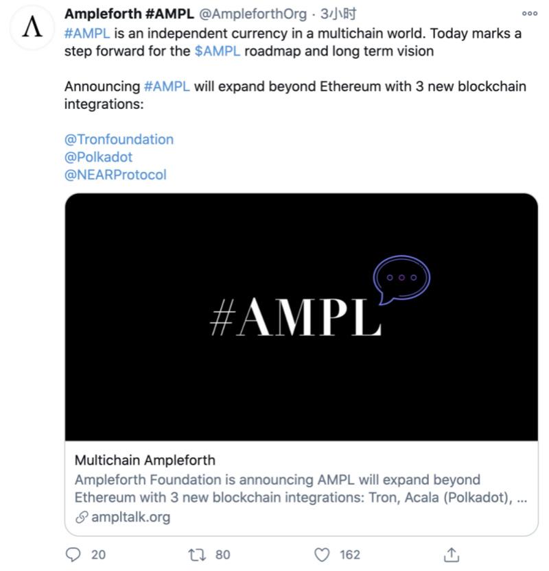 从死亡螺旋到12天翻倍,熟悉的AMPL又回来了?